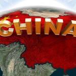 China map image